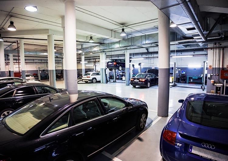 Centro Audi en Córdoba