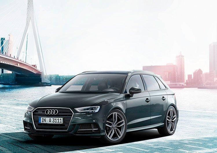 Audi A3 Sportback Málaga