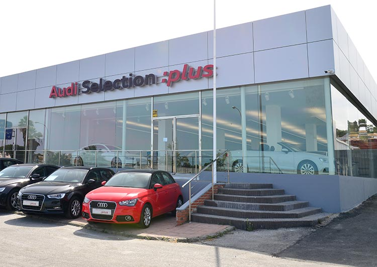 Concesionario Audi Selection :plus en Málaga
