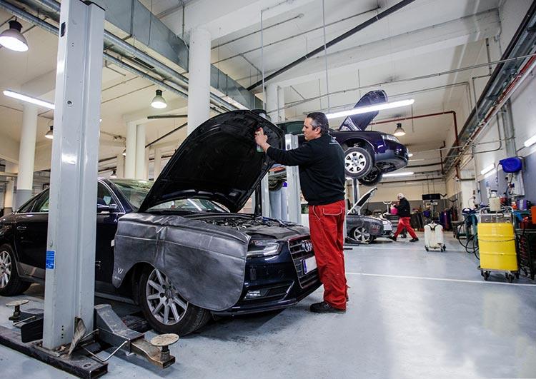 Concesionario De Servicio Audi En Fuengirola