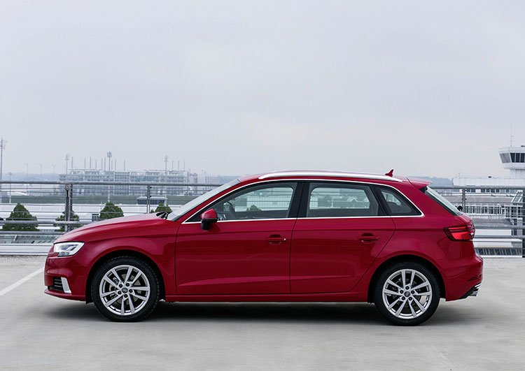 Nuevo Audi A3 Sportback Córdoba