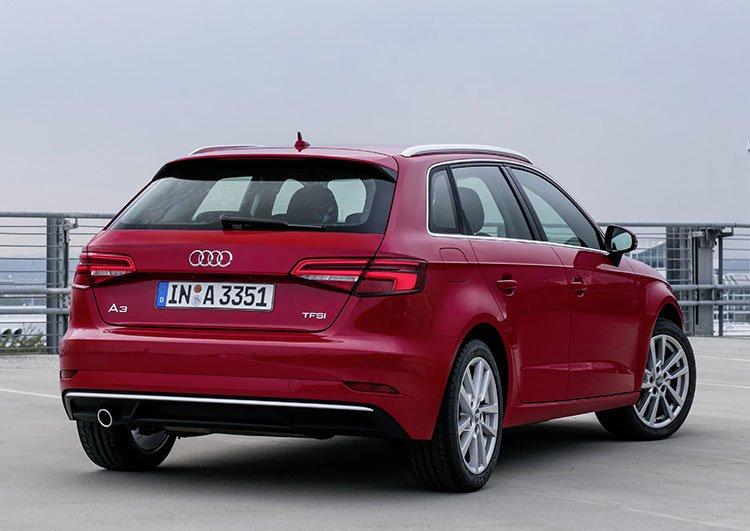 Nuevo Audi A3 Sportback Prestaciones