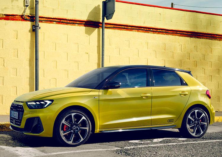 Nuevo Audi A1 Sportback Málaga