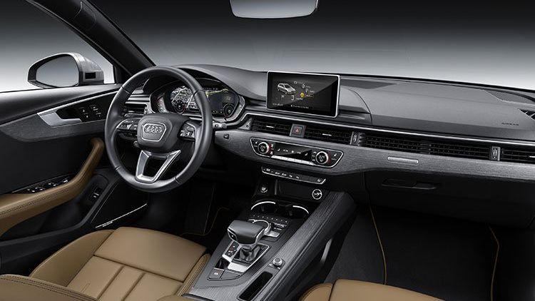 Audi A4 Avant Advanced desde 569€/mes
