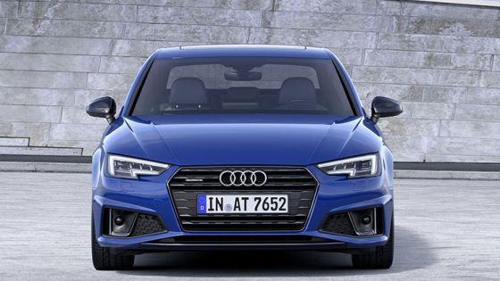 Audi A4 S line desde 250€/mes
