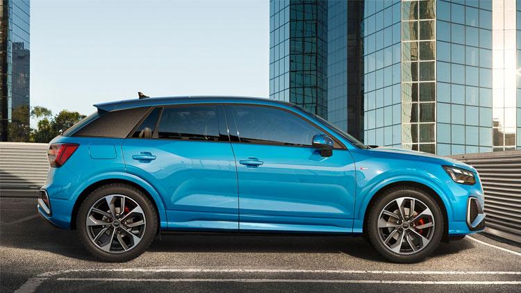 Audi Q2 desde 230€/mes*