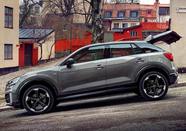 Nuevo Audi Q2 SUV