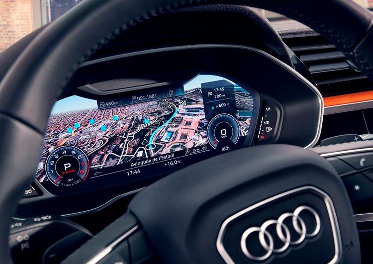 Nuevo Audi Q3 Interior