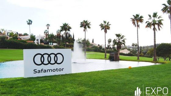 Audi Safamotor y EXPO Costa del Sol celebran el Golf Networking Cup