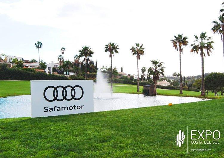 Audi Safamotor y EXPO Costa del Sol celebran el Golf Networking Cup
