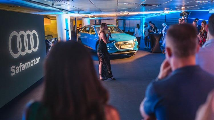 Audi Safamotor presenta el nuevo e-tron