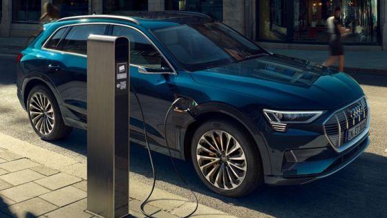 ¿Cuántos modelos electrificados tiene Audi?