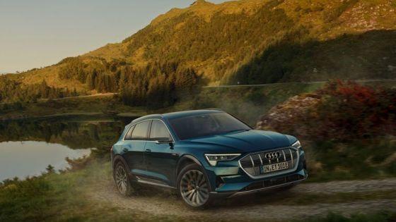 Audi e-tron Seminuevo