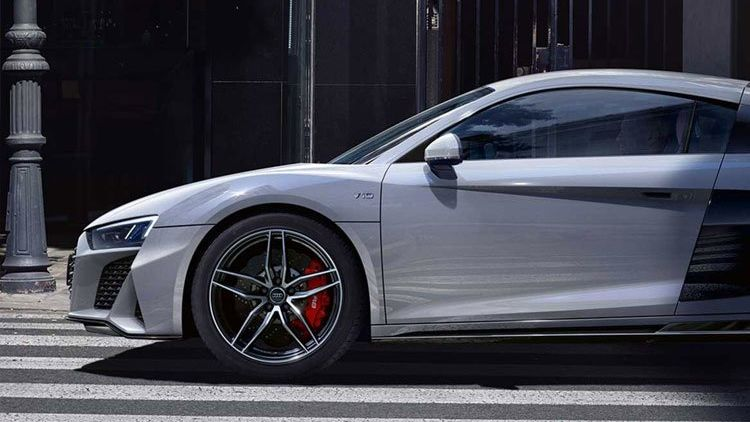 Audi R8 Coupé