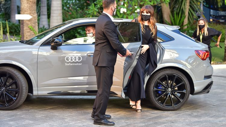 Audi Safamotor, patrocinador del 23 Festival de Cine de Málaga