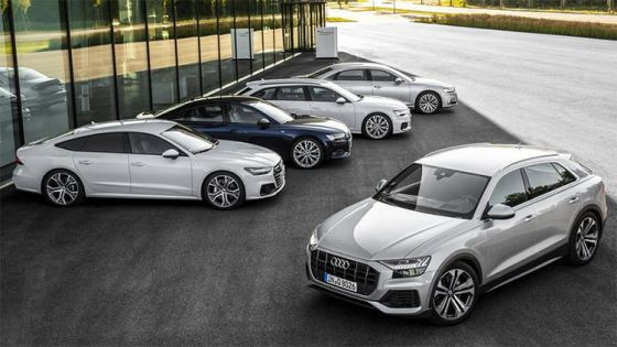 Audi Selection Outlet desde 299€/mes
