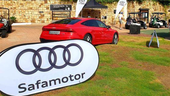 Audi Safamotor colabora con el Andalucía Costa del Sol Open de España