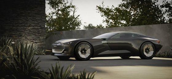 Los 'Sphere' de Audi: prototipos de lujo para soñar despierto